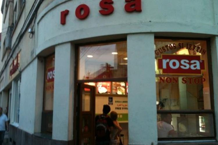 Rosa, declarat cel mai bun fast-food din Cluj