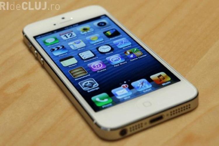iPhone 5 vine în România din 2 noiembrie. Cum poți face pre-comanda