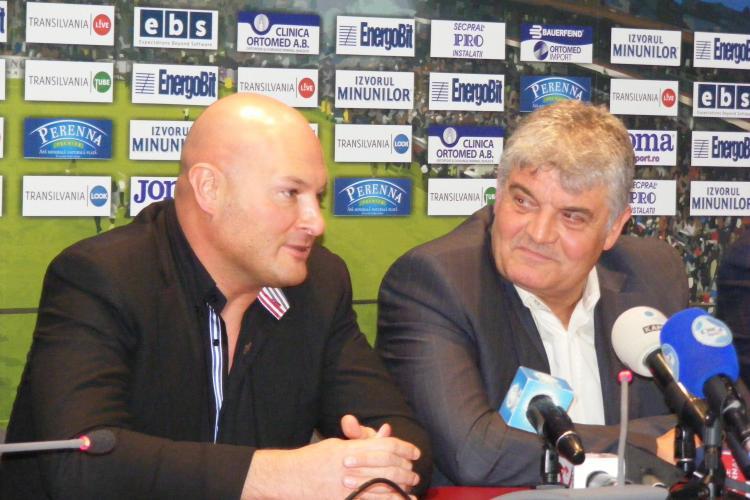 Andone și-a dat demisia după ce a avut o ședință cu Paszkany