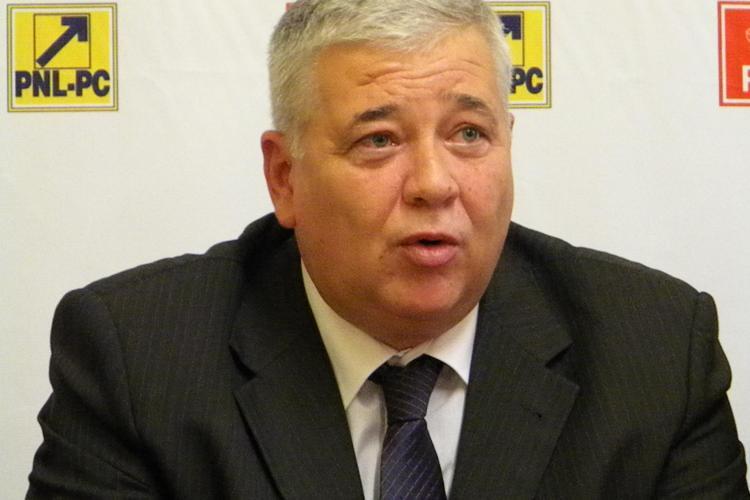 Marius Nicoară nu a putut spune ce PROIECT are dacă va câștiga Colegiul 3 Senat Gherla - Dej - Câmpia Turzii - VIDEO
