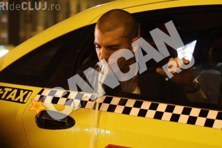 Jucătorii Stelei, morți de beți. Ștefan Nikolici şi Gabi Matei au vomitat într-un taxi. Costea a urinat pe gardul unei biserici - VIDEO