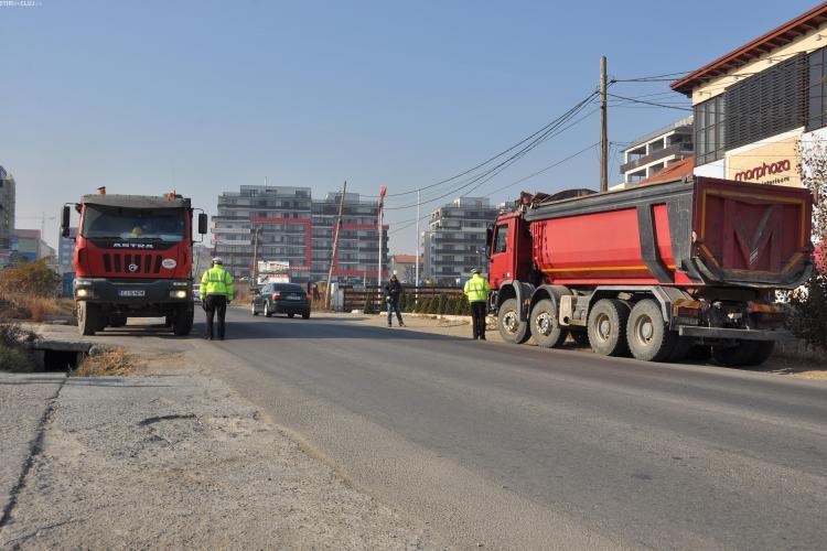 Strada Bună Ziua va fi asfaltată până în noiembrie - VIDEO