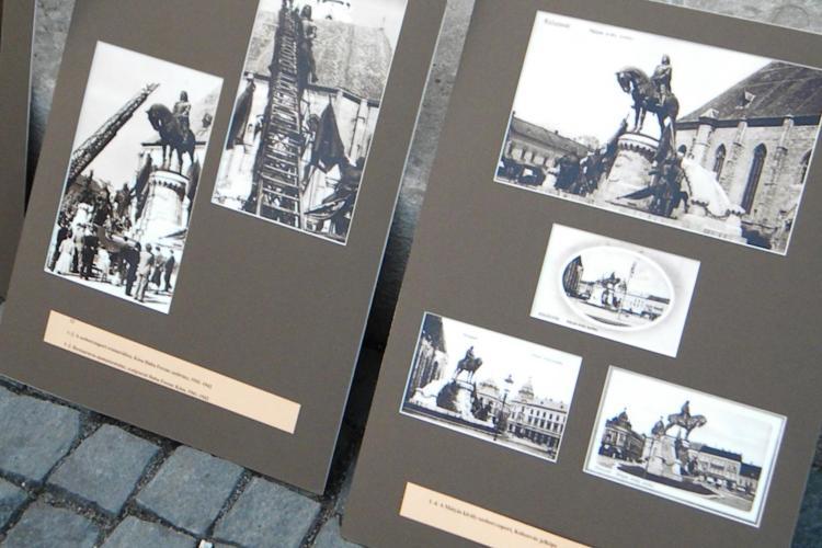120 de etnici maghiari au aniversat 110 ani de la inaugurarea statuii lui Matei Corvin - FOTO și VIDEO