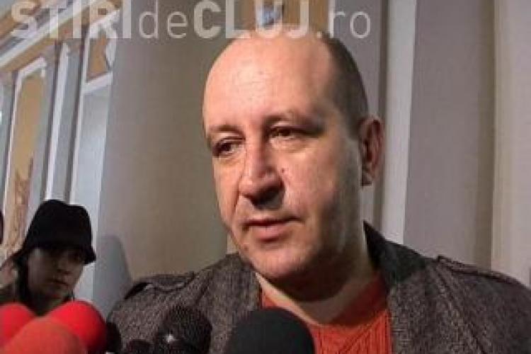 Alain Modrea, fostul şef al Vămii Cluj, a fost condamnat cu suspendare