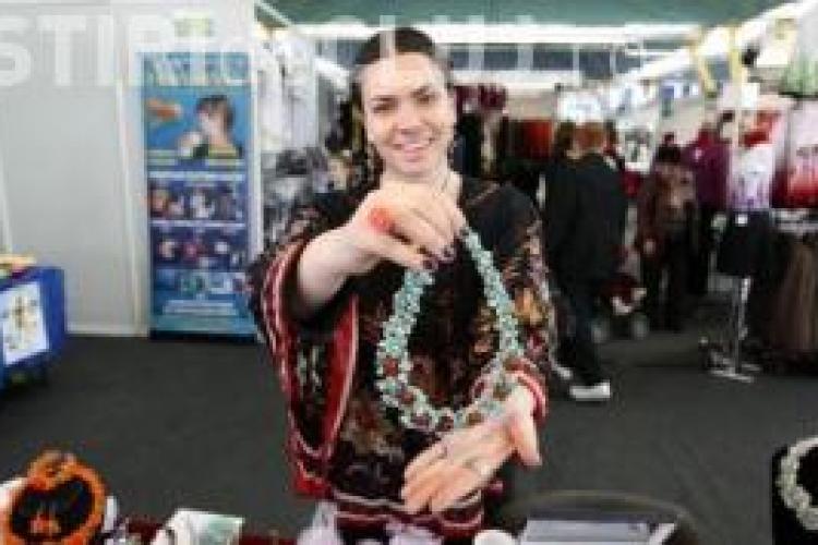 Târg de bijuterii la Cluj-Napoca. Vezi aici unde se desfășoară