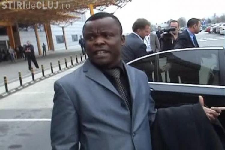 Imagini cu investitorii care au venit să cumpere U Cluj - VIDEO