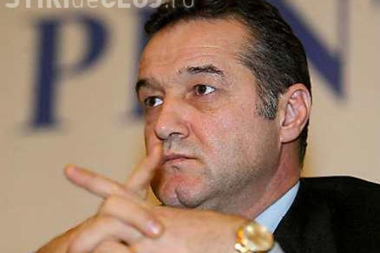 Gigi Becali va candida pe listele PNL