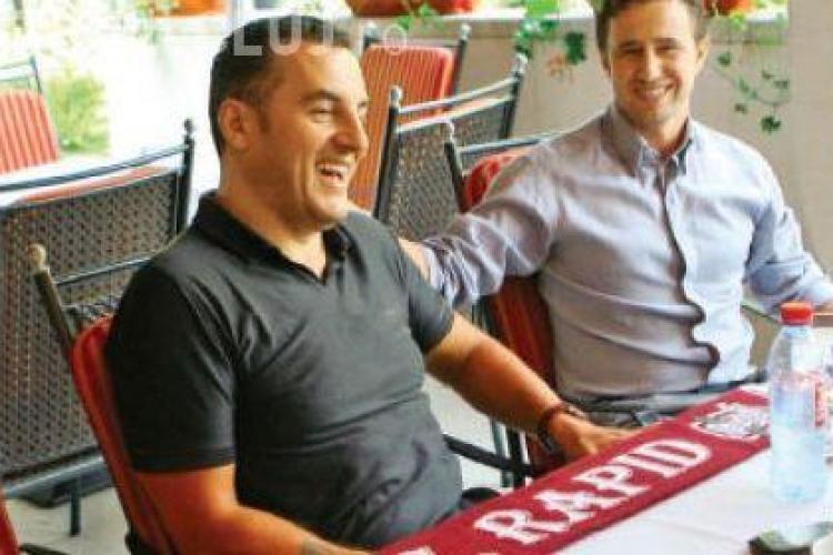 Walter vinde U Cluj. Fraţii Bultoc şi Lutz Stache vor să cumpere