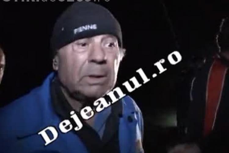 Accidentul cu 2 morți și 18 răniți de la Cășeiu - Dej, produs de inconștiența unui tractorist - VIDEO