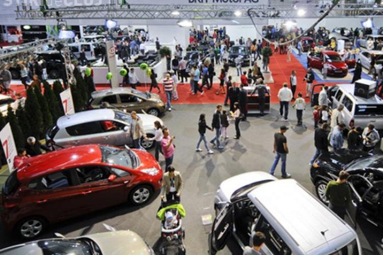 Maşini în PREMIERĂ în România la Salonul Auto Bucureşti