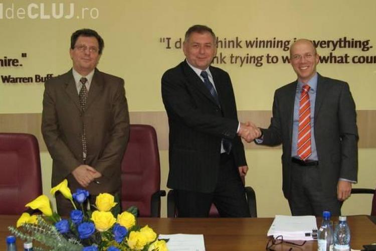 Finanțări de 30 de milioane de euro acordate Băncii Transilvania pentru susținerea IMM-urilor (P)
