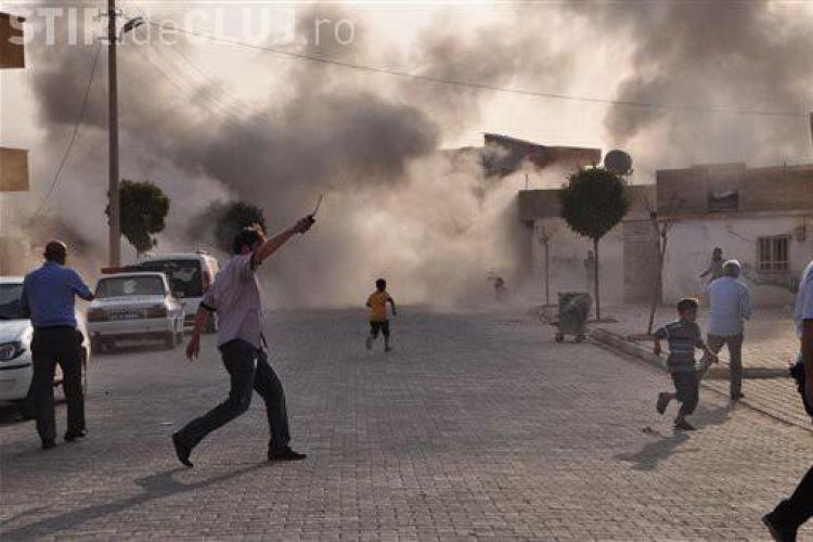 Atacurile din Siria continuă. 23 de copii au murit în urma bombardamentelor