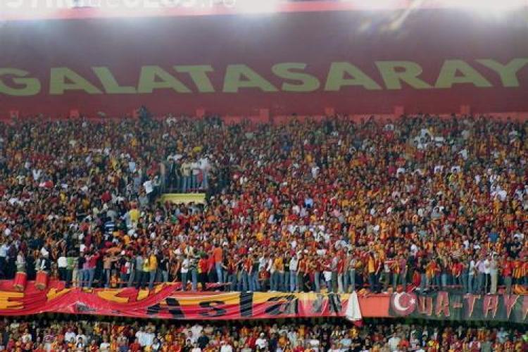 CFR CLUJ - GALATASARAY - 2000 de turci invadează Clujul