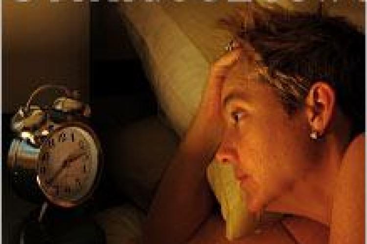 Insomnia îți poate provoca afecțiuni FATALE de sănătate