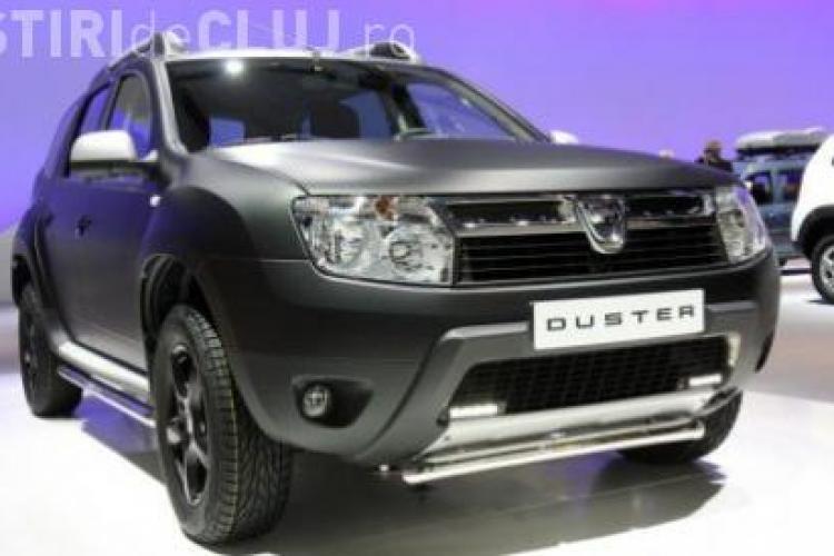 """Dacia Duster rupe piaţa în Anglia. Maşina se vinde ca """"pâinea caldă"""""""