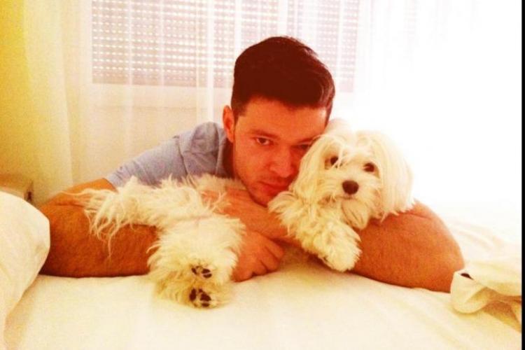 Victor Slav, unul dintre cei mai sexy români - FOTO