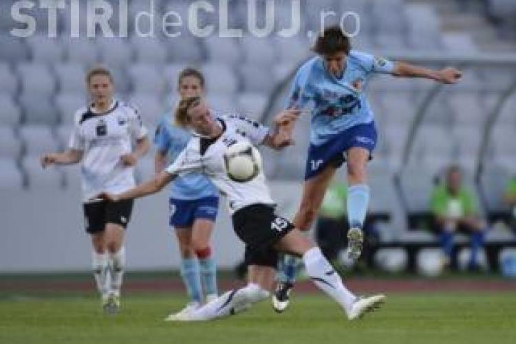 Olimpia Cluj, OUT din Liga Campionilor