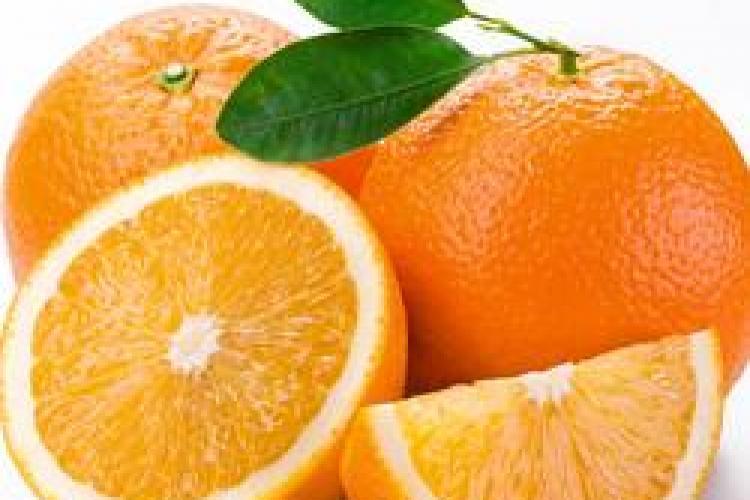 Dieta cu portocale: Vezi cum slăbești 2 kg în patru zile