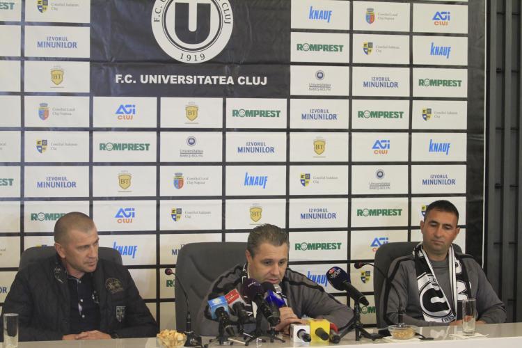 Șumudică le promite suporterilor că BATE CFR Cluj - AUDIO