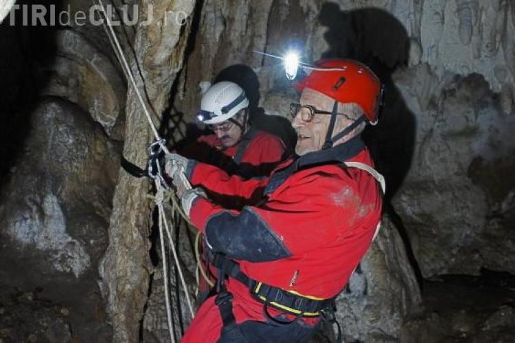 E cel mai bătrân speolog activ din lume şi trăieste la Cluj. Află AICI despre cine este vorba