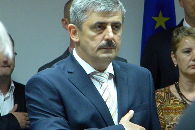 Uioreanu acuză PDL că sfidează din nou interesul general: Consilierii opoziției s-au opus trecerii amfiteatrelor la UMF