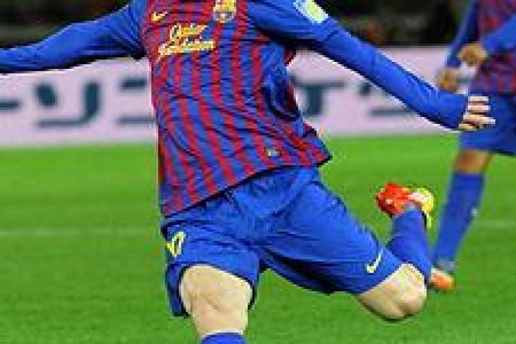 Messi va primi Gheata de Aur 2012, pentru cel mai bun marcator din Europa