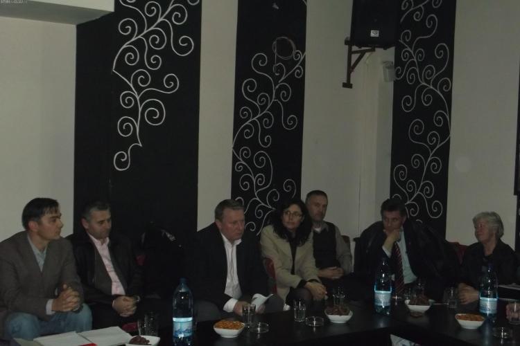 Prezentarea candidaților USL din Cluj-Napoca, cartierele Mănăștur - Zorilor – Grigorescu - Centru, pentru alegerile parlamentare