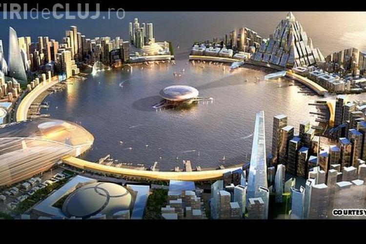 8City, super-orașul turistic de 288 MILIARDE de dolari FOTO