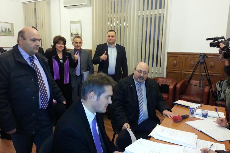 PP-DD Cluj  a depus lista cu candidați la alegerile parlamentare - FOTO