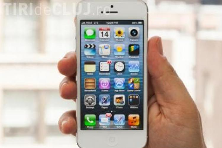 iPhone 5 se vinde şi în România. Află preţurile
