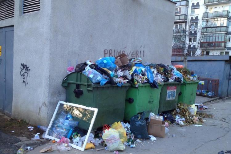 Cluj-Napoca a ajuns pubela de gunoi a politicienilor nepasatori