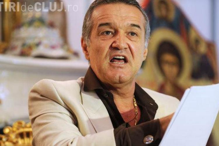 Gigi Becali, ruinat de criză! Ce avere mai are patronul Stelei