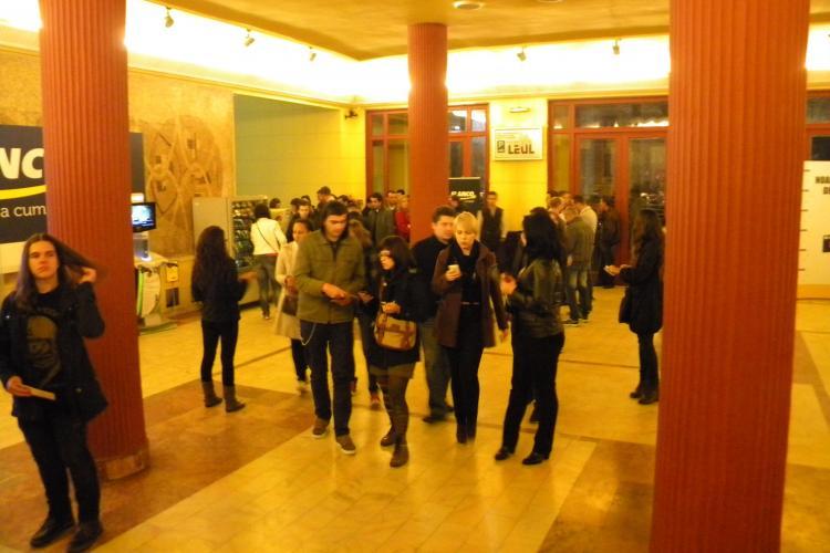 Clujenii au devorat publicitate o noapte Întreagă. Noaptea devoratorilor de publicitate s-a întors la Cluj