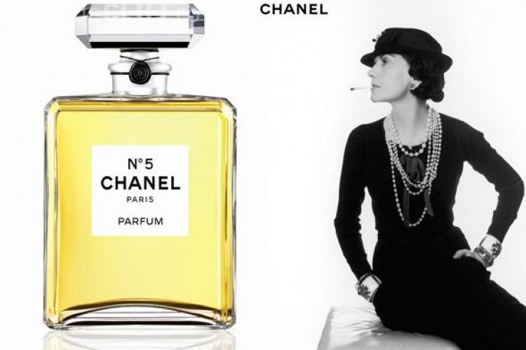 Parfumul Chanel No. 5 INTERZIS în Europa pentru că ar conţine ingrediente periculoase