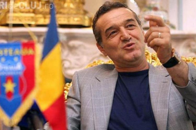 Becali renunţă la Tibi Bălan: Îi dăm papucii!