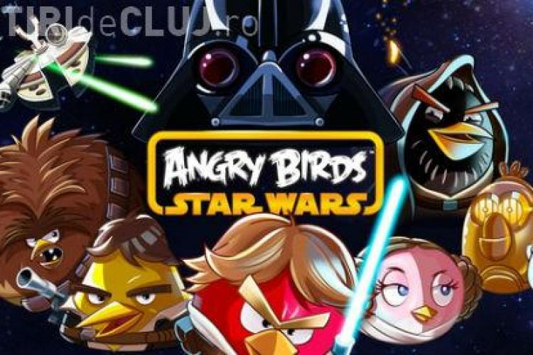 Angry Birds: Star Wars a fost lansat DOWNLOAD