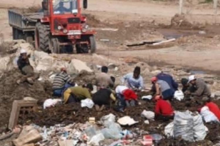 Rampa de gunoi de la Pata Rât a fost închisă. Clujul este amenințat de gunoaie
