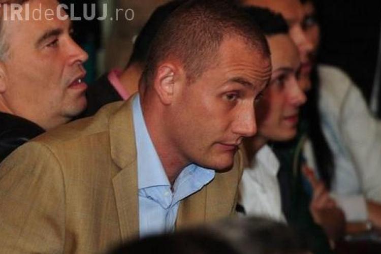 Mihai Szeplekan intră în GREVA FOAMEI. El a pierdut candidatura la Colegiul 5 Gherla în favoarea lui Radu Zlati
