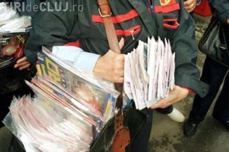 Factor poştal din Cluj, cercetat de Poliţie pentru fura din pensiile oamenilor