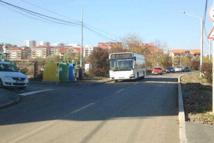 Strada Borhanci a fost finalizată. Autobuzul 20 va circula din oră în oră - VIDEO și FOTO