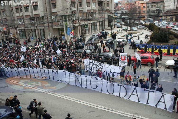Scrisoare deschisă a unui fan U Cluj către Emil Boc. Cinci întrebări de FOC