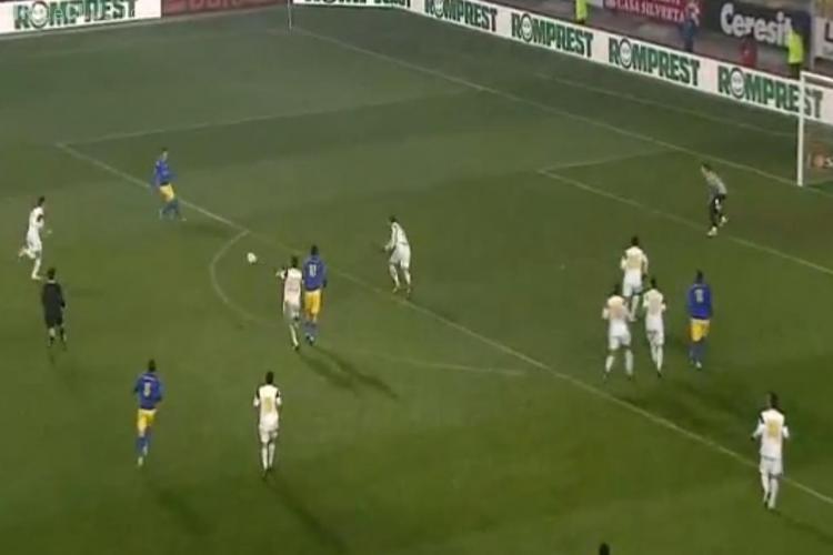 Petrolul - U Cluj 2-0 REZUMAT VIDEO