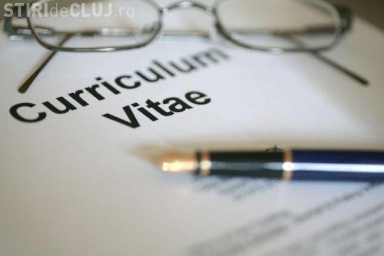 Top 4 greșeli în CV-uri