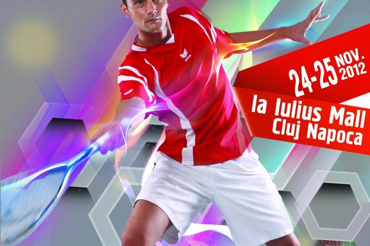Competiție de squash și un festival al ceaiului la Iulius Mall Cluj în acest weekend