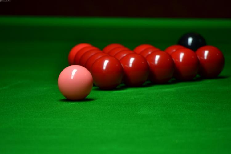 Snooker Club, apariție de clasă în Cluj - FOTO