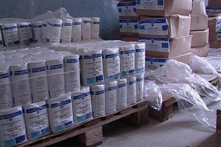 Ajutoarele de la UE se distribuie la Cluj-Napoca de joi, 22 noiembrie
