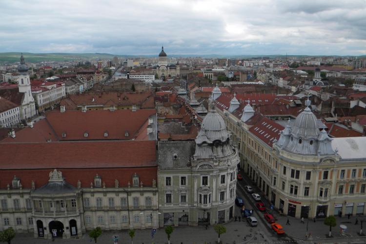 Cluj-Napoca va fi Capitală Europeană a Tineretului în 2015