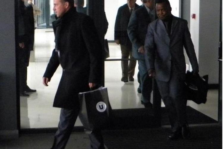Nemții interesați de U Cluj nu renunță la afacere. Negociază în paralel cu două echipe din Liga a 3- a din Germania