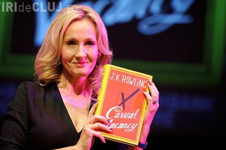 """Noul roman al lui J.K. ROWLING, """"Moarte subită"""", de vânzare numai la Targul Gaudeamus 2012"""