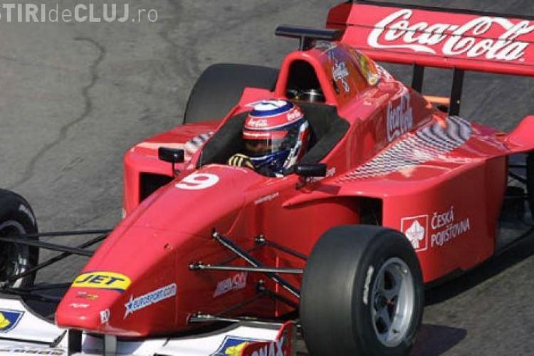 Coca Cola face concurenţă la Red Bull în Formula 1